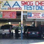 Smog- Check-test